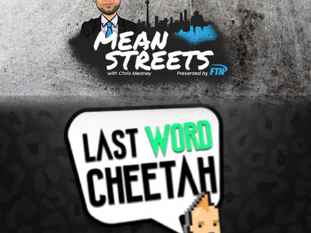 Game+ Doubles Down with Mean Streets & Last Word Cheetah Premiering Monday, July 5