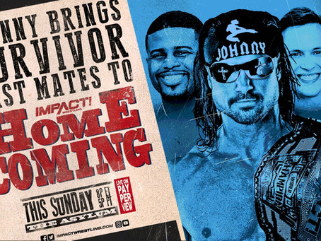 Survivor Winner Nick Wilson Attending IMPACT Wrestling's Homecoming PPV on January 6 In Nashville