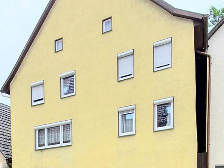 Fachwerkhaus im Herzen von Sulz a. N.