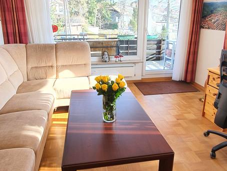 helle 3-Zimmer-Wohnung in Freudenstadt zu verkaufen