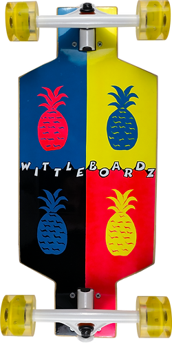 The Pineapple Peakz Wittle Downhill