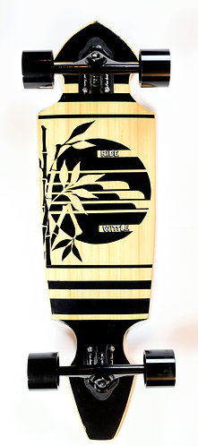 The Wittle Bamboo Black Out Cruiser