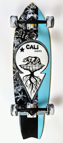 The Wittle Cali Roots Cruiser