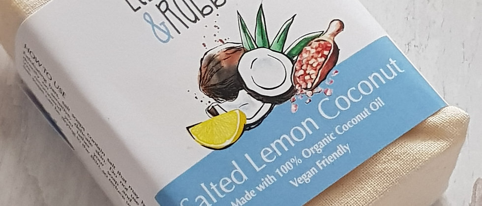 Salted Lemon Coconut