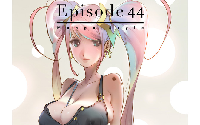 Episode 44-Manga Style