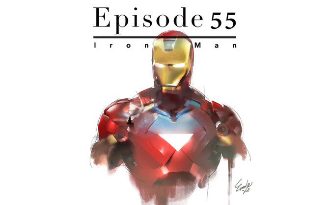 Episode 55-Iron Man
