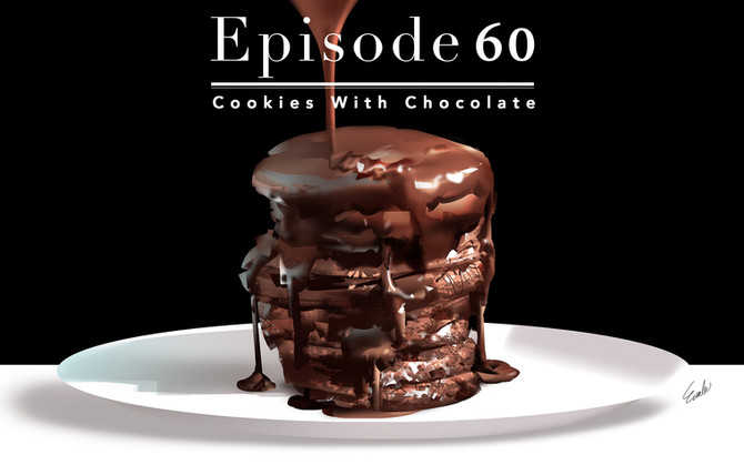 Episode 60-Cookies With Chocolate