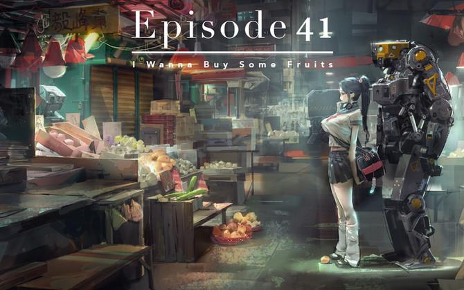Episode 41-I Wanna Buy Some Fruits