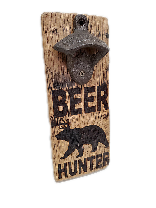 Bottle Opener - Beer Hunter