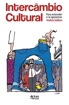 Livro Intercâmbio Cultural de Andrea Sebben