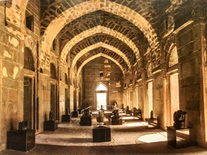 Re-discovering Telangana's oldest Indo-Islamic heritage