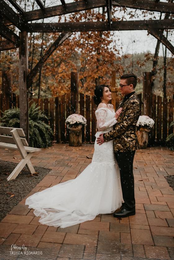 The Carpenter Wedding
