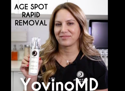 What is Age Spot Rapid Removal?