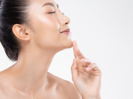 Chin Up! The ins and outs of chin enhancement procedures.