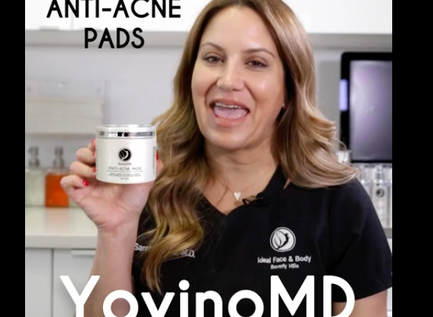 What are Acne Defense Pads?
