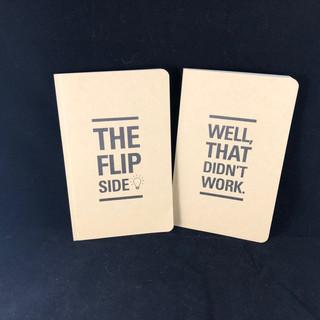 Perfect-bound digital notebooks
