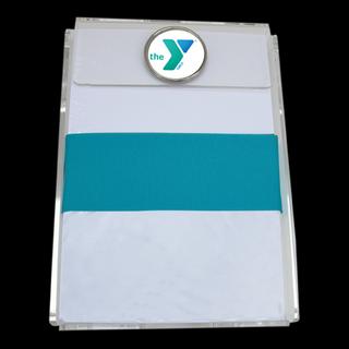 Acrylic noteholder