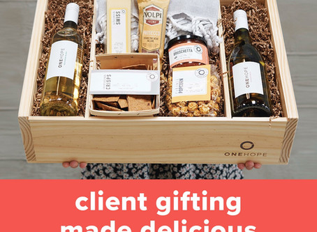 Make an Impact with Corporate Gifting