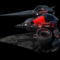 Villian SciFy Spaceship