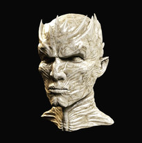 Night King Marble Bust