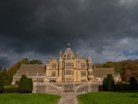 Tyntesfield views