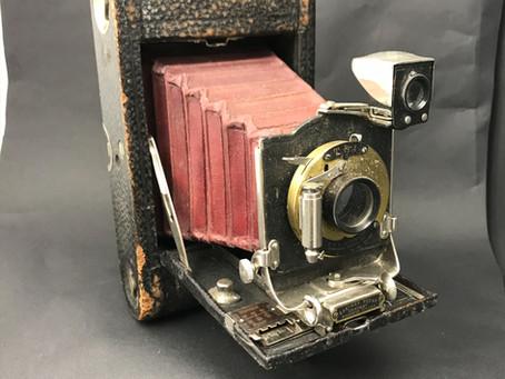 Exploring old cameras