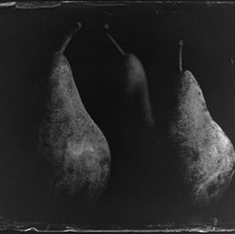 3 Pears on a Platter