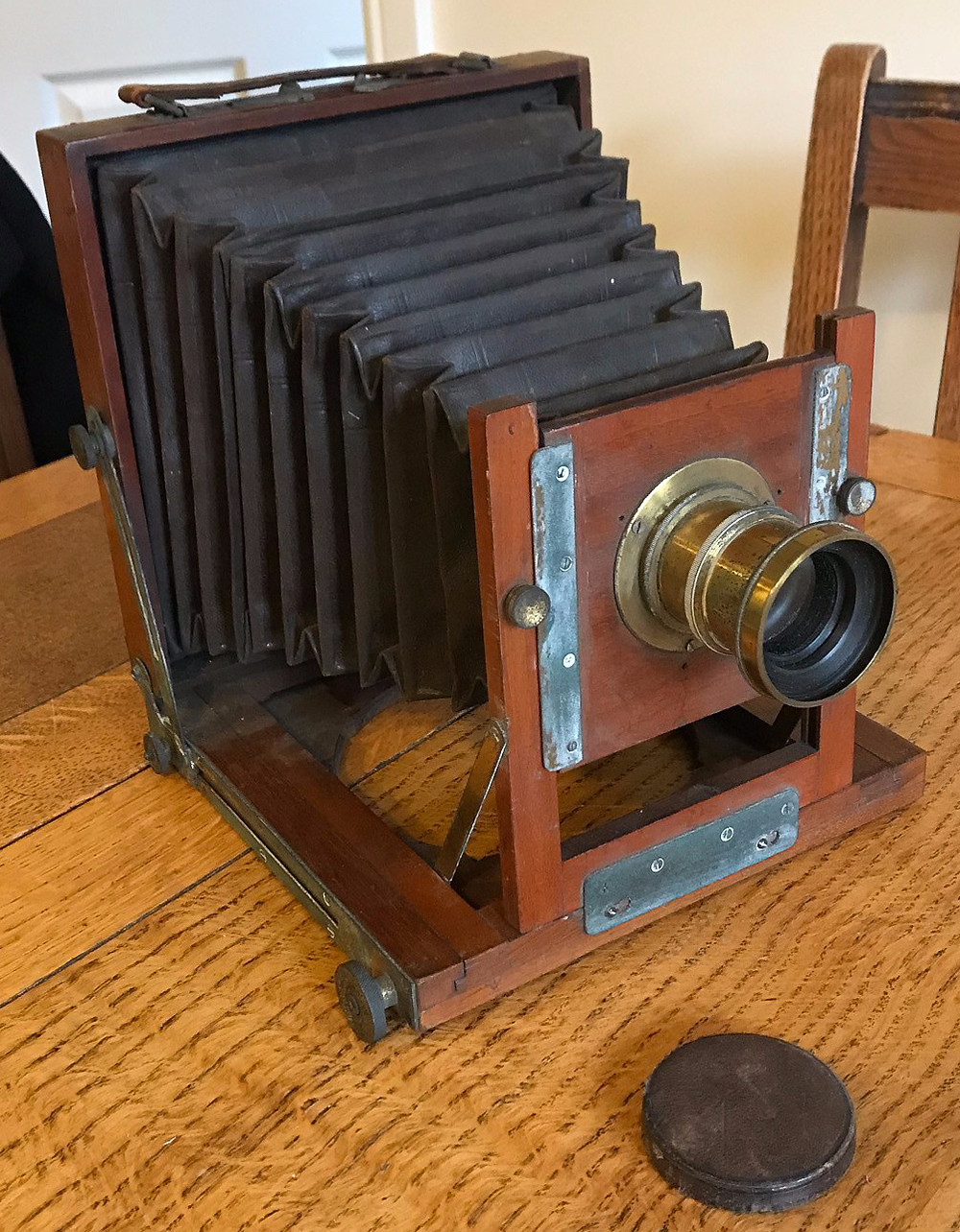 Boots half plate camera
