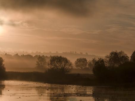 Chew Valley Dawn