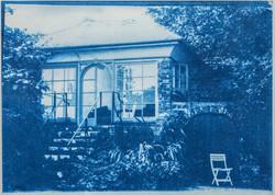 Clovelly Gardens_Summerhouse_C-Type_