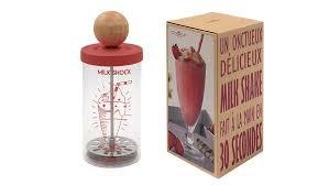Shaker à milkshake