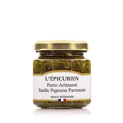 Pesto artisanal basilic, pignons, parmesan