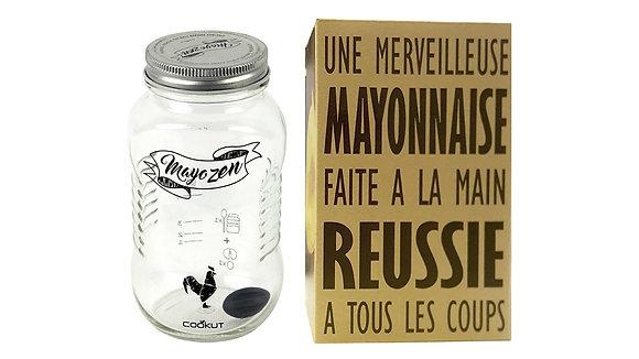 Shaker à mayonnaise