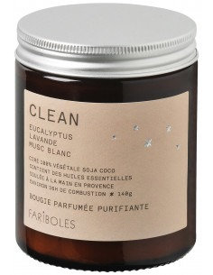 Bougie Clean 140g