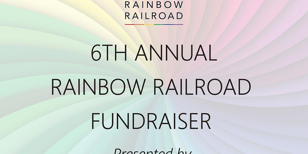6th Annual Rainbow Railroad Fundraiser