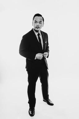 Businessbilder im Anzug