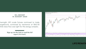 Daily Oil Report - 14 August 2020