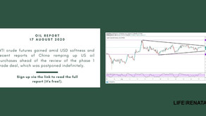 Daily Oil Report - 17 August 2020