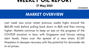 Weekly Oil Report - 17 May 2021