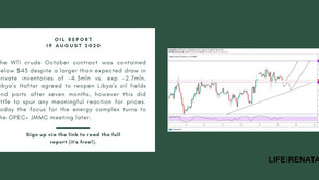 Daily Oil Report - 19 August 2020