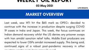 Weekly Oil Report - 03 May 2021