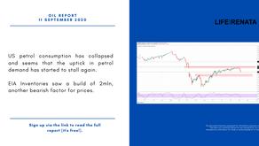 Daily Oil Report - 11 September 2020