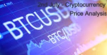 2nd July - Cryptocurrency Price Analysis