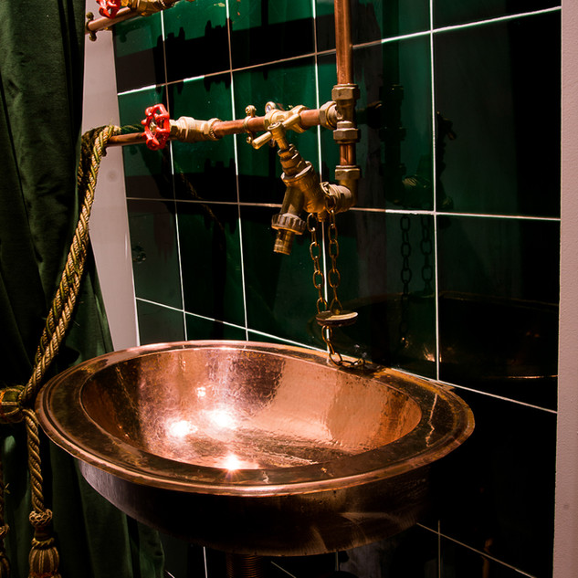 Cromwell Copper basin and plumbing.jpg