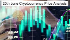 20th June - Cryptocurrency Price Analysis