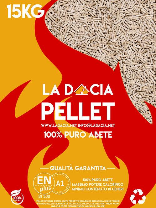 Pellet - LA DACIA EN PLUS A1 - 100% ABETE