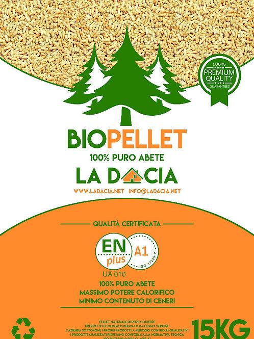 Pellet - LA DACIA PREMIUM EN PLUS A1 - 100% ABETE