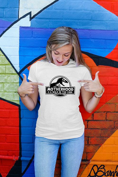 MOTHERHOOD - WALK IN THE PARK t-shirt