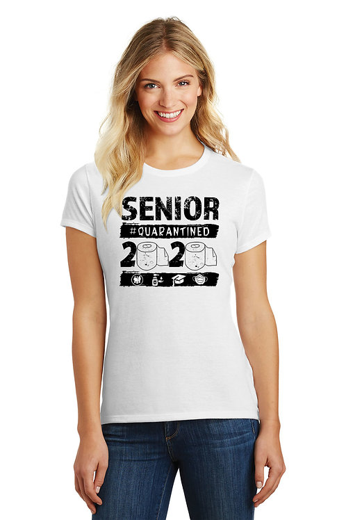 2020 Senior Quarantine Shirt