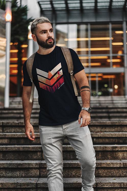 Live . Explore Graphic T-Shirt